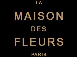 Maison des fleurs | Fleuriste Paris 5ème Logo