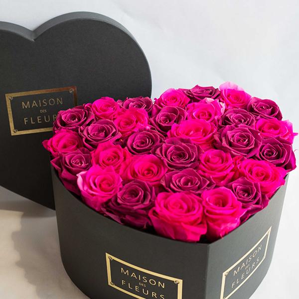 Box-plexiglas-30-Roses-Fleuriste-Paris