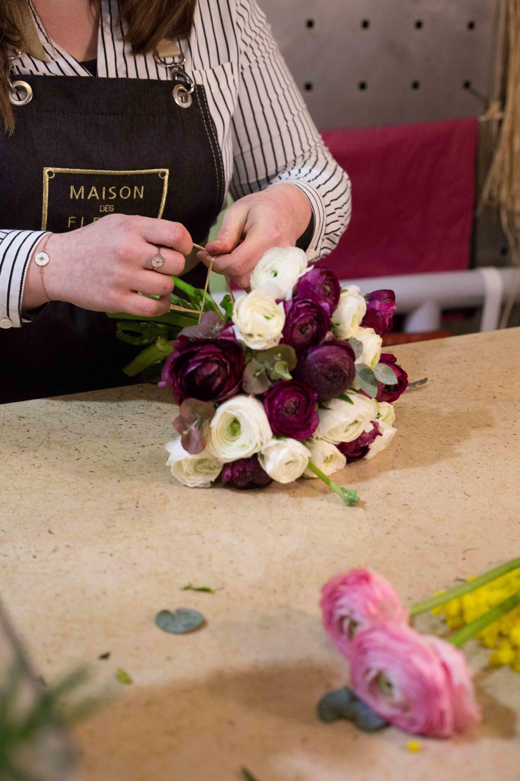 Confection-bouquet-paris-Maison-des-fleurs